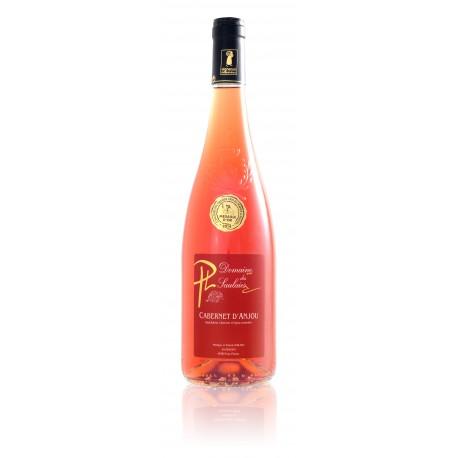Cabernet d'Anjou rosé demi sec